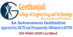 Geethanjali Institutions